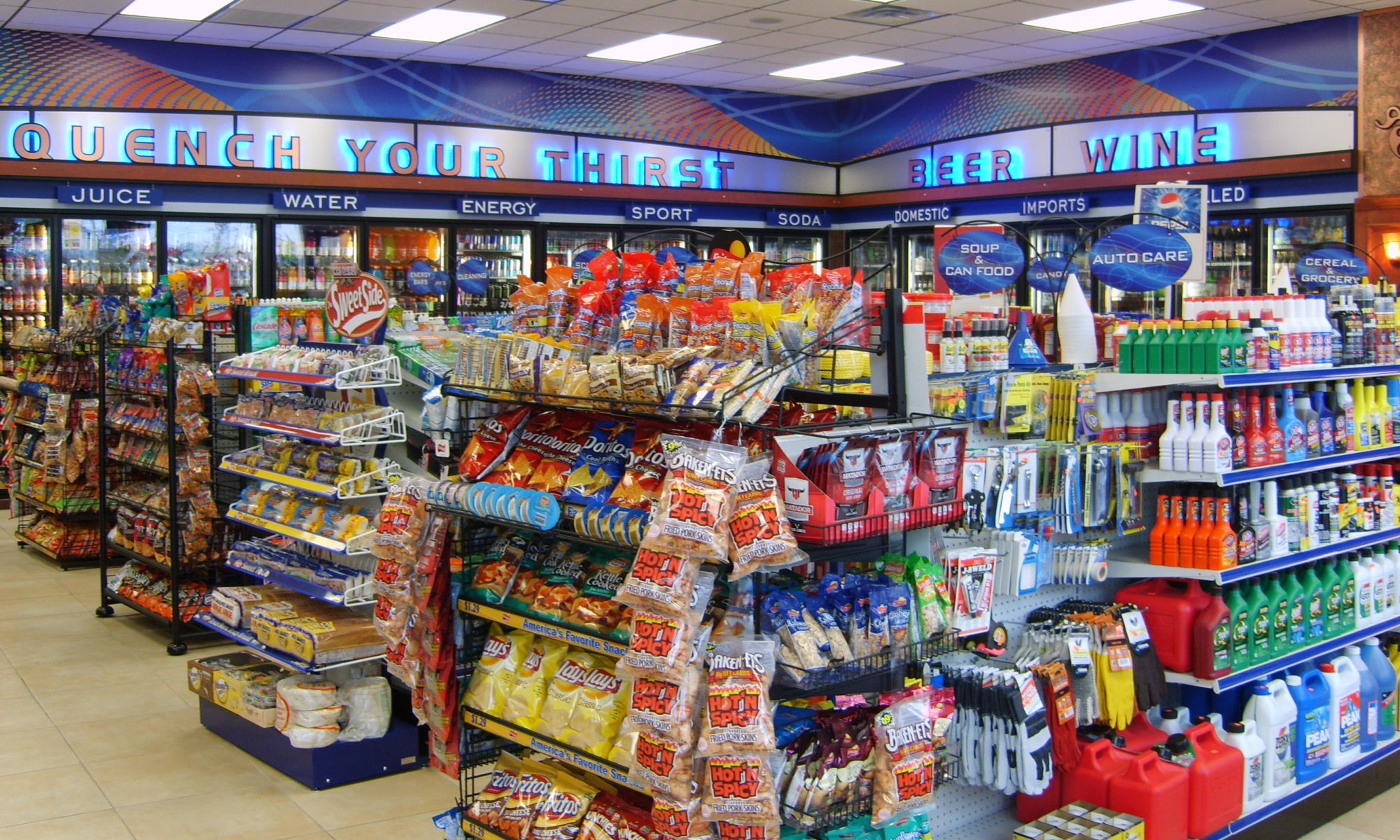 CONVENIENCE STORE ONLINE